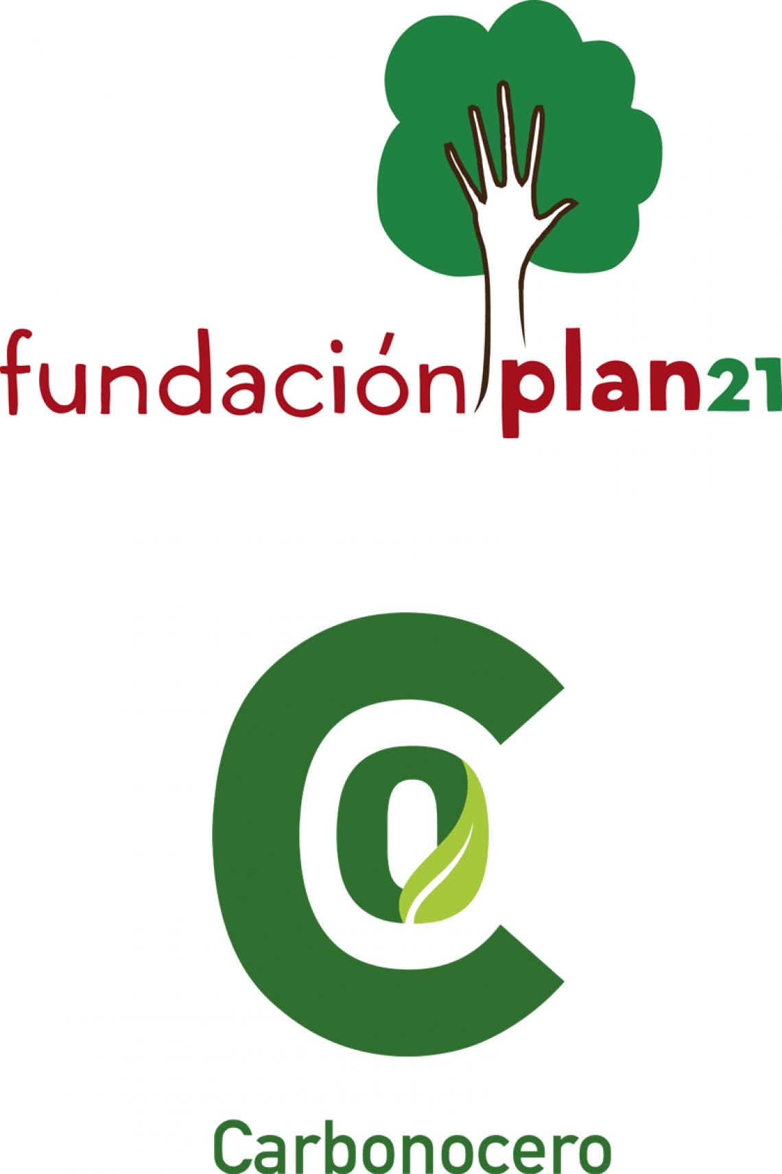 Logo Plan 21 / Carboncero