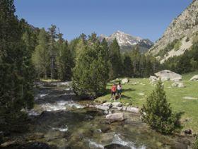 El Pirineo y las Tierras de Lleida