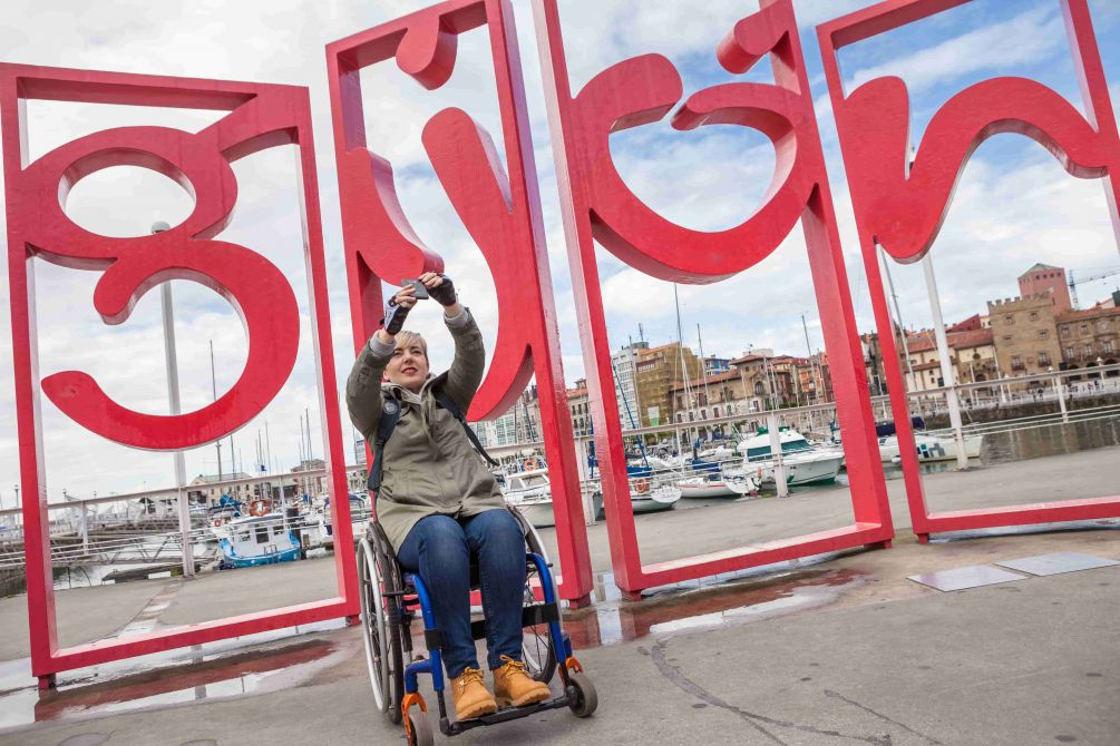 accessible tourism gijon