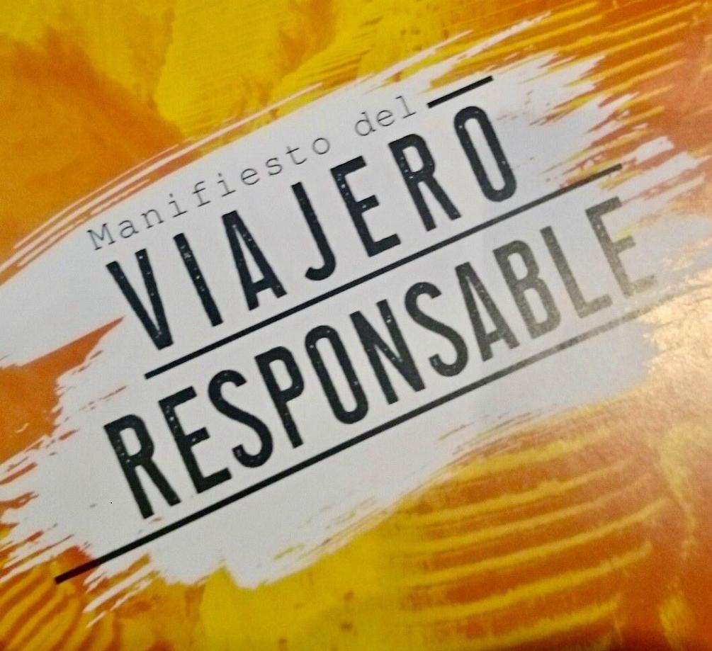 responsible traveler manifest