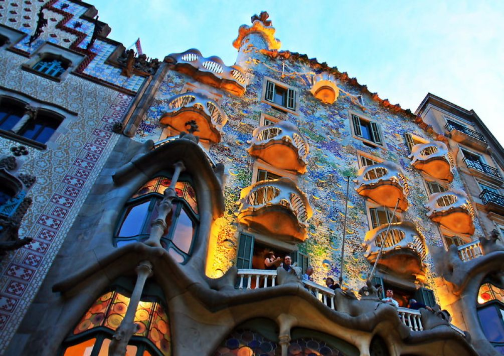 barcelona biosphere
