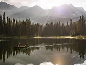 Kootenay Rockies Tourism Region