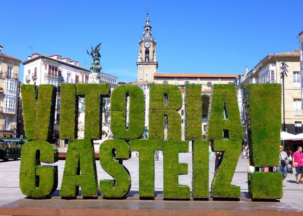 Vitoria- Gasteiz Premio en Turismo Sostenible