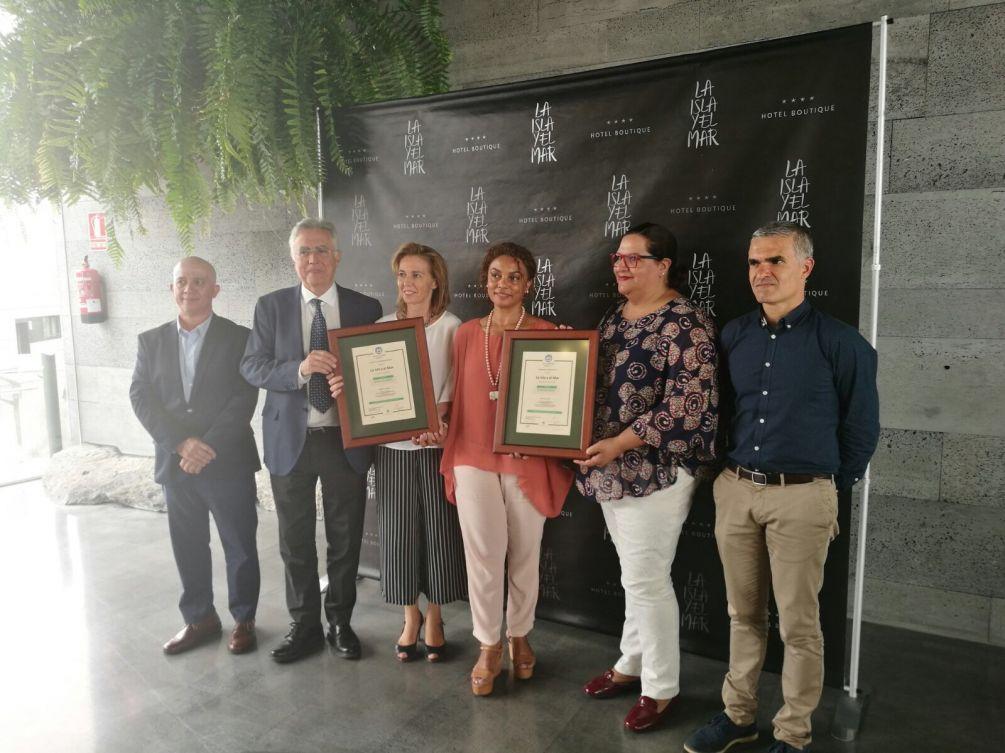 biosphere smart certificado