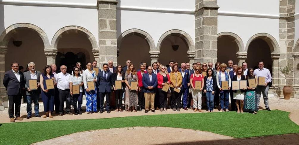 Certificado Biosphere Hotel otorgado a 39 unidades hoteleras en la región de Alentejo por la Secretaria de Estado de Turismo de Portugal, Ana Mendes Godinho.