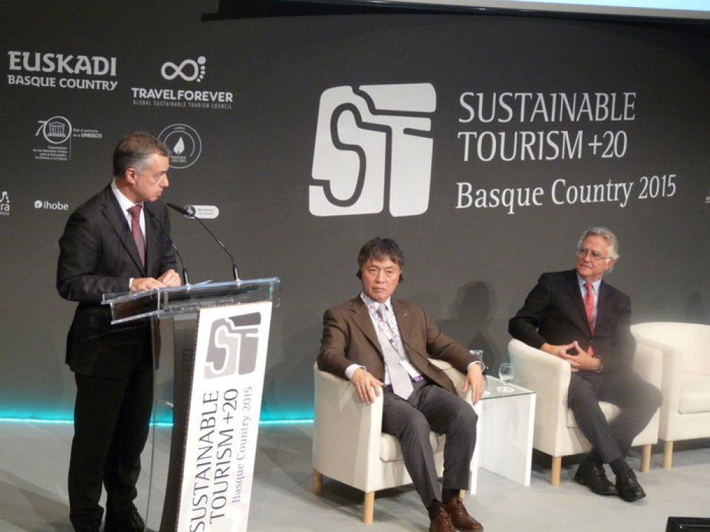 cumbre mundial turismo sostenible