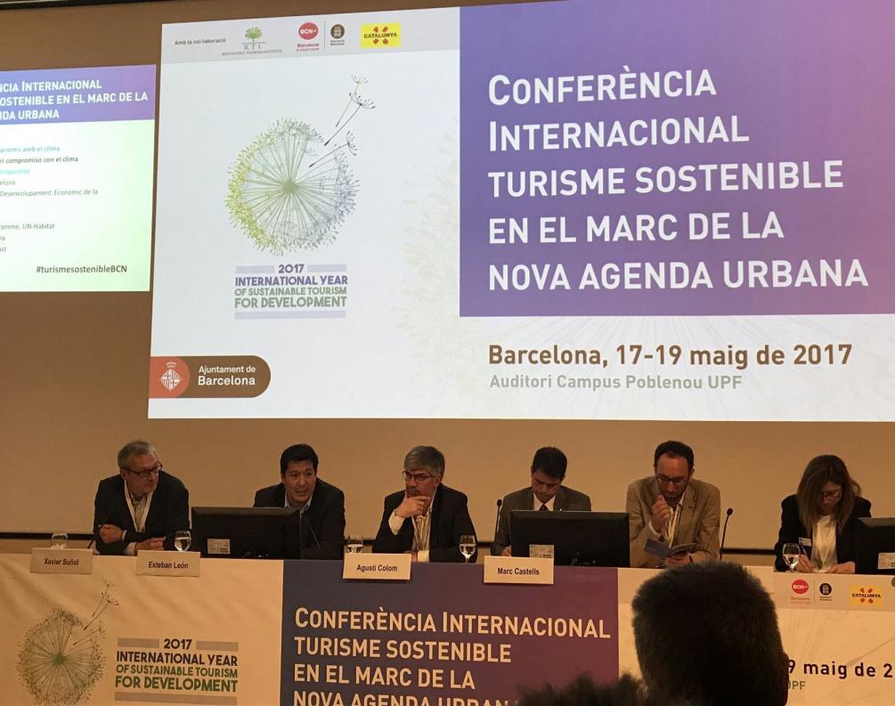 turismo sostenible barcelona