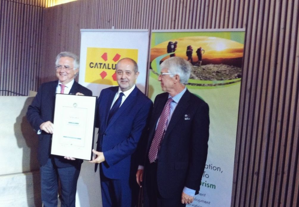 Catalunya primer destino integral Biosphere del mundo