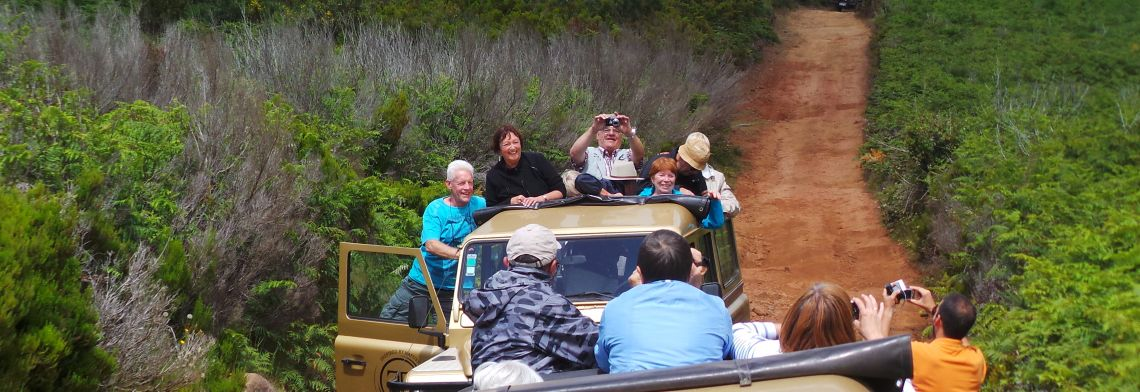 Turismo Activo y de Aventuras